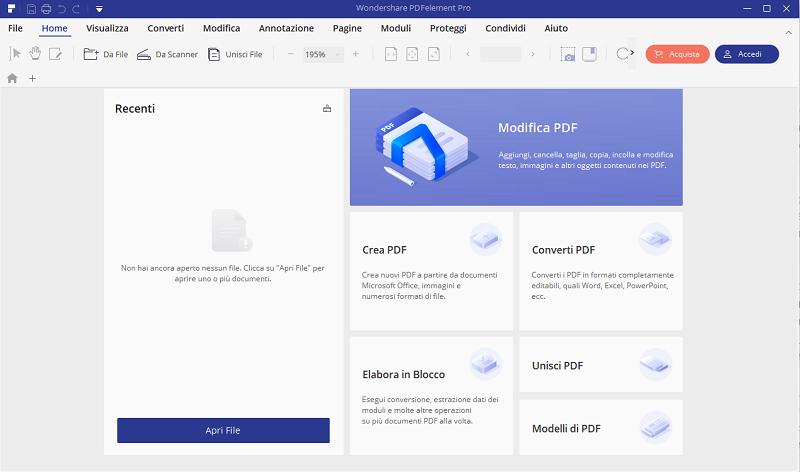 trasformare pdf in excel freeware